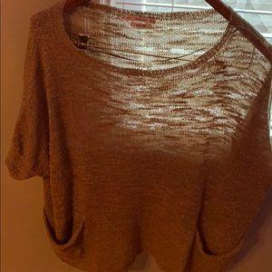 Zara knit small sweater
